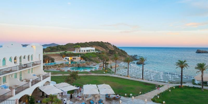 South Sardinia Villasimius Private Beach Wedding
